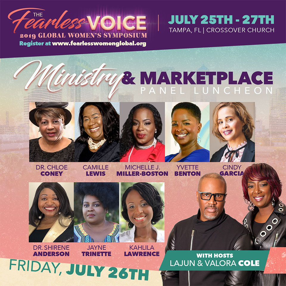 The Fearless Voice Global Luncheon