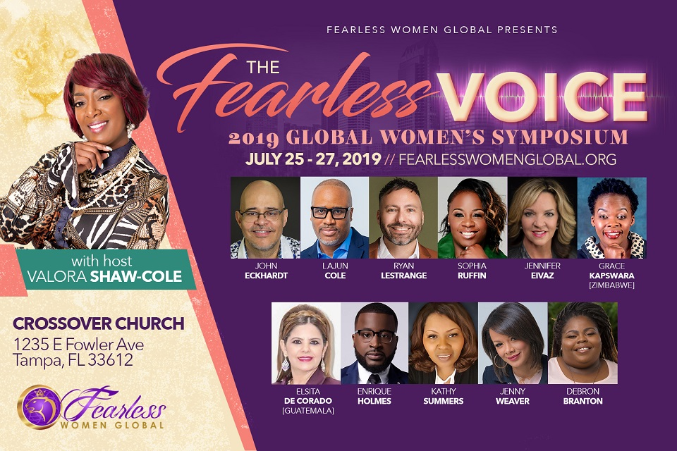 The Fearless Voice Global Woman's Symposium